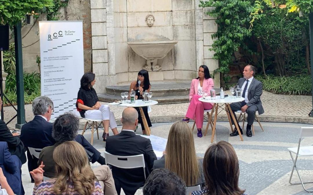 reCenter Culture – Nova agência para o investimento no setor cultural português