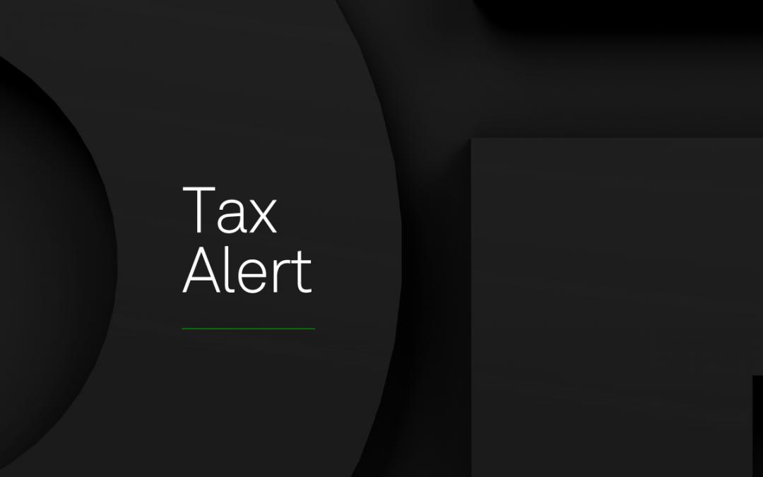 Tax Alert 04 | Medidas de flexibilização no cumprimento de obrigações fiscais